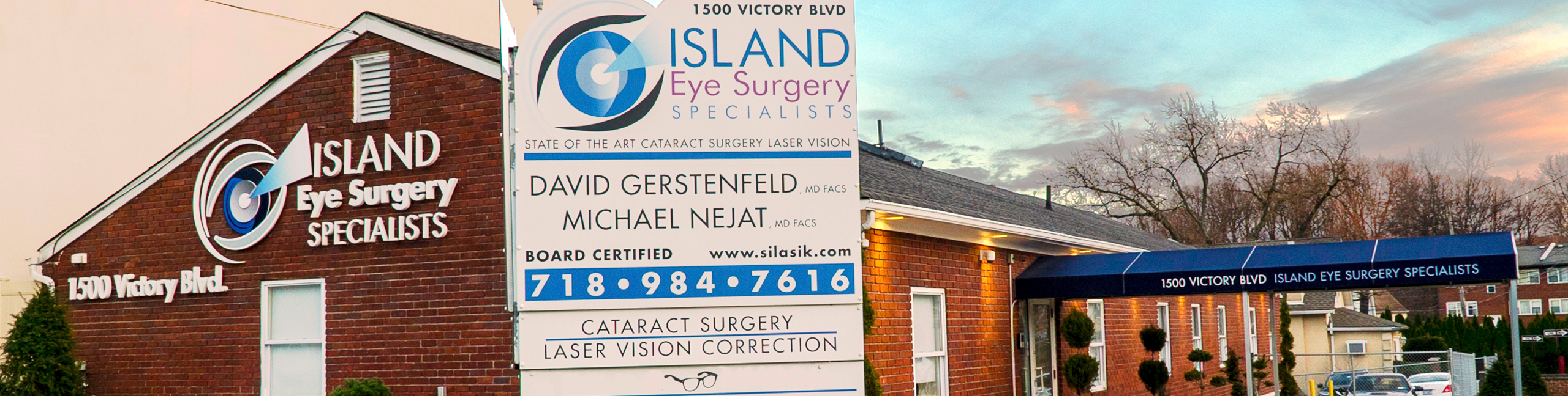 Island Eye Surgery Location